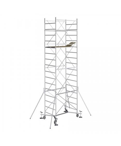 Trabattello M5 EASY (h lavoro 7,40 m)